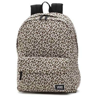 BACKPACK VANS REALM Backpack Birch Leopard - £39.97  dcfea8895be