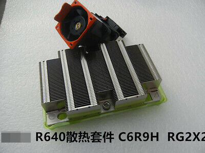 FAN FOR DELL R640 CPU Upgrade Kit Chassis Fan CPU Fan RG2X2