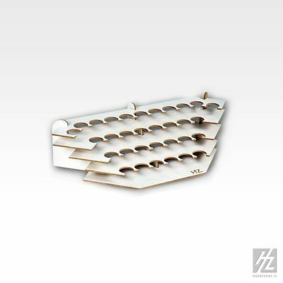 Hobby Zone - Corner Color Holder/Color Rack Ø 26mm (Paint Stand ) - New - S1NS
