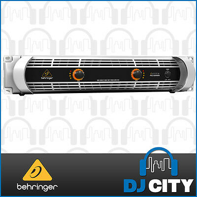Behringer Inuke 3000 watt digital power Amp - Full Australian Warranty - DJ C...