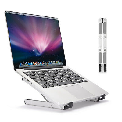 Portable Laptop Stand Adjustable Ventilated Aluminum Tablet Holder below 15.6""