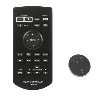 CXE5116 Remote Control For Pioneer AVH X6500DVD AVH X490BS Car Audio System
