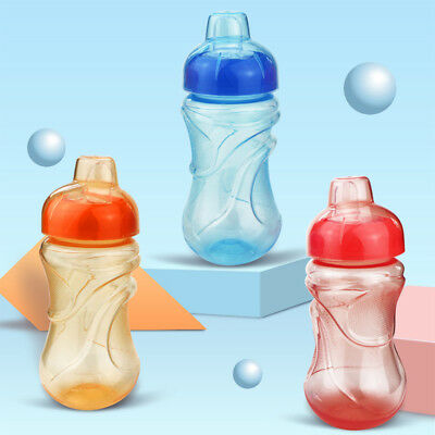 PP Gifts Water Bottle Infantile Cup Lovely Feeding Milk Sippy Kids Infant Cup