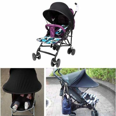 US Baby Stroller Sun Shade Protection Kids Infant Buggy Pushchair Seat Protector