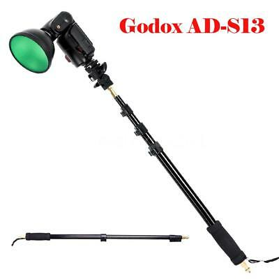 Godox AD-S13 55-160cm Portable Light Boom Pole Stick Arm for WITSTRO Flash 180