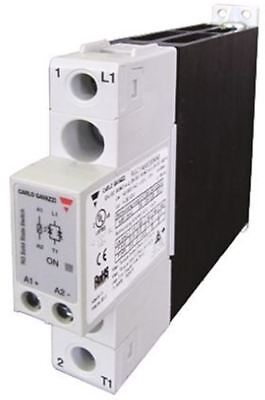 Carlo Gavazzi 30 A SPST Solid State Relay, Zero Crossing, Chassis Mount, 600 V a