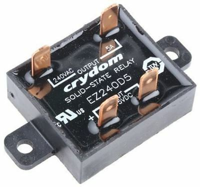 Sensata / Crydom 5 A rms Solid State Relay, Zero Cross, Panel Mount SCR, 280 V M