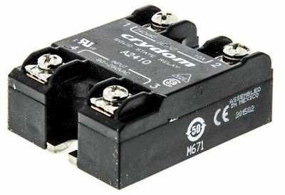 Sensata / Crydom 10 A rms Solid State Relay, Zero Cross, Surface Mount SCR, 280