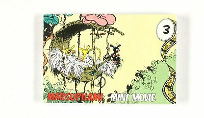 BD neuve Marsupilami (Le) Flip book, Marsupilami Mini movie N°3