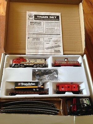 phillips 66 HO electric train set gas oil advertising