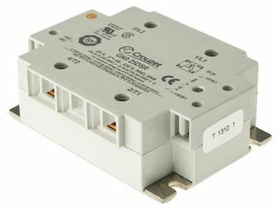 Crouzet 25 A Solid State Relay SCR, 530 V rms Maximum Load