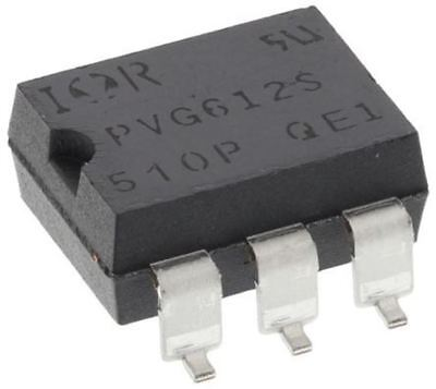 Infineon 2 A SPNO Solid State Relay, AC/DC, Surface Mount MOSFET, 60 V Maximum L