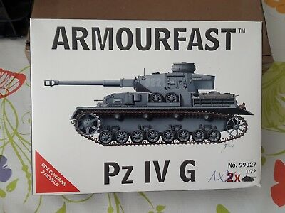 Armourfast Pz IV G 1/72