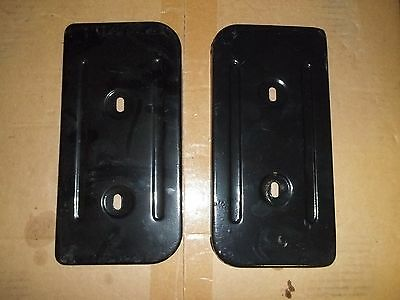 2 foot plate  left and right for gio 50cc atv quad