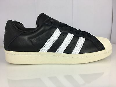 SCARPE N 41 1/3 UK 7 1/2 CM 25.5 ADIDAS ULTRASTAR 80s ART. BB0172 COL. NERO