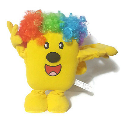 Nickelodeon Wow Wow Wubbzy Disco Doll Dancing Singing Flipping Talking 10 Inch