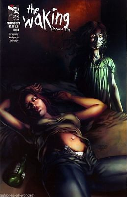 Zenescope The Waking: Dreams End #3 cover B!  NM!
