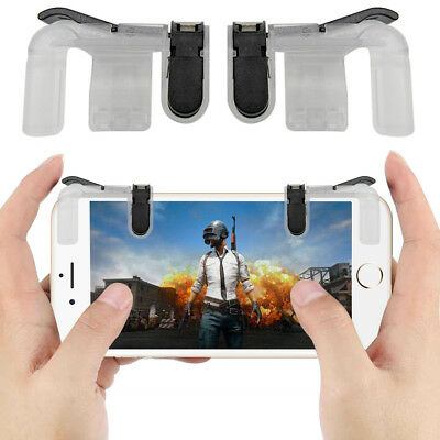 Phone Gaming Trigger Button Handle for L1R1 Shooter Controller PUBG/Joystick GY