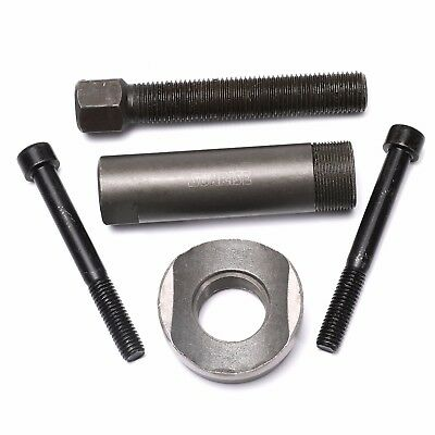 Motorcycle 3 Pcs Grey Steel Piston Pin Removal Tool Remover Puller Kit Universal