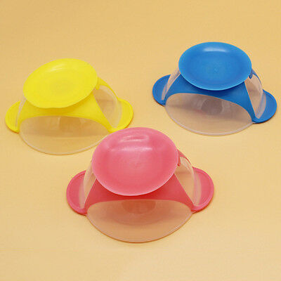 Toddler Baby Kids Silicone Sucker Bowl Dishes Slip-Resistant Tableware