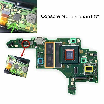 For Nintendo Switch NS Console Motherboard Battery Charging IC Chip OEM Part