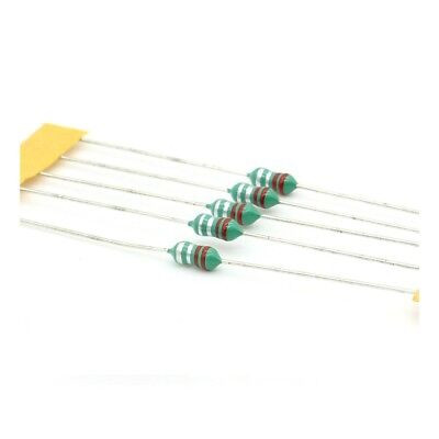 TOP-VIEW COILS 131ind014 5x Inductance 2.2uH ±20/% Axial