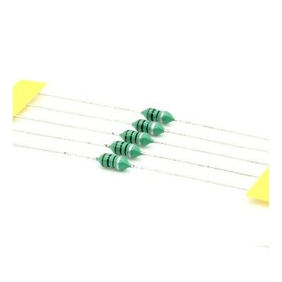 5x Inductance 10uH ±20% Axial - TOP-VIEW COILS - 132ind022