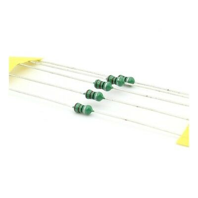 5x Inductance 22uH ±20% Axial - TOP-VIEW COILS - 133ind026