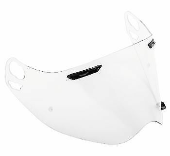 Arai XD-4 Pinlock Ready Clear Shield Visor with Brow Vents