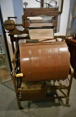 1900's Antique Coffield Washing Machine