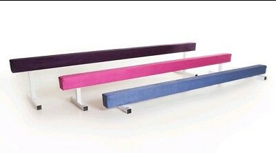 Gymnastics beam legs gym beam legs balance beam legs NEW !! Made in the UK