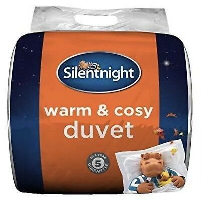 Silentnight Warm And Cosy 13.5 Tog Duvet - Double, White