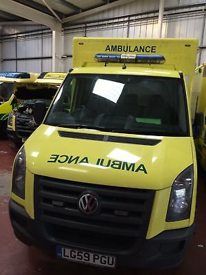 *REDUCED* 2009 (59) VW Crafter Frontline A&E Ambulance Patient Transport