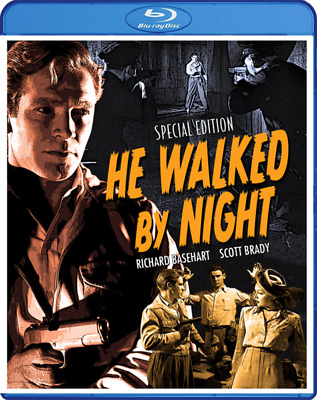He Walked by Night (Blu-ray Special Edition) - RESTORED w/Bonus Features