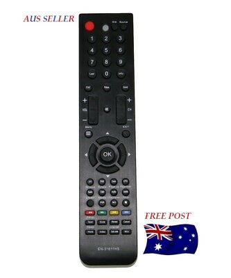 Hisense Tv Remote Control Replacement New  1062344 - En-31611A - T162640