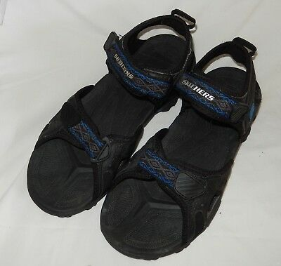 f871803f0245 TEVA MEN S BLACK   Gray Sports Waterproof Sandals..Model 6461 Size ...