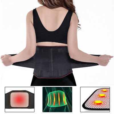HOT Self-Heating Postpartum Support Waist Belly Recovery Belt Shaper Corset Slim