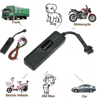 Realtime GPS Tracker Car Motorcycle Tracking Device System GSM GPRS Locator C4G2