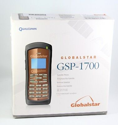 Globalstar GSP-1700 Mobile Satellite Phone