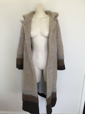Women's Vintage Made in Iceland Snuggly Long Coat S