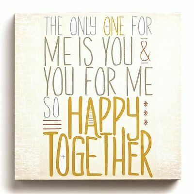 WALL ART LYRICOLOGY Happy Together song by The Turtles, Wedding ...