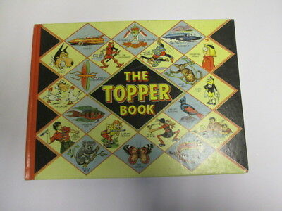 Good - The Topper Book - n/a  No dust jacket. Undated. John Leng