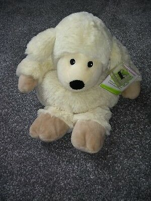 Intelex Warmies Microwaveable Lavender Scented Soft Toy - Cozy Plush Sheep