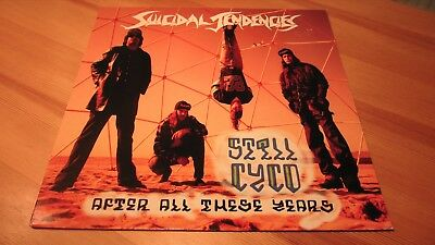 Lp Suicidal Tendencies Still Cyco After All These Years Epic 1993