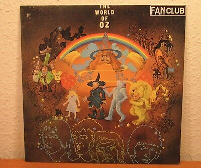 The World Of Oz  Rare Psychedelic Rock Reissue Vinyl Lp