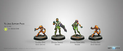 Yu Jing Support Pack - Infinity