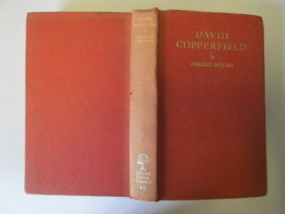 Good - David Copperfield - Dickens, Charles 1961-01-01 Faded spine. No dust jack