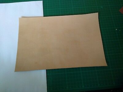 Vegetable-tann leather hides skins genuine leather cow hides 1,4 mm thick  #A25