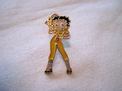 Betty Boop Car Hop  Hat Pin ,lapel Pin ,vest Pin