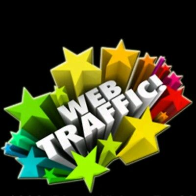 **SALE**Targeted High Volume Website Traffic,30 DAY'S GUARANTEED RESULTS!